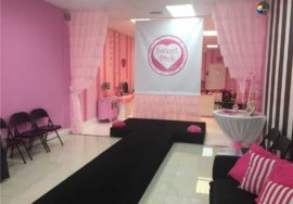 Party Spa For  Girls