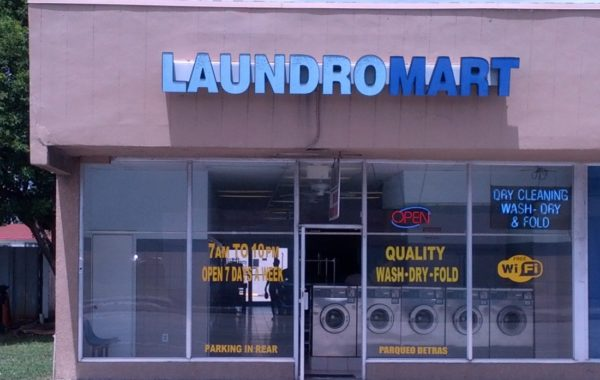 Excelente Coin Laundry, Hallandale Beach