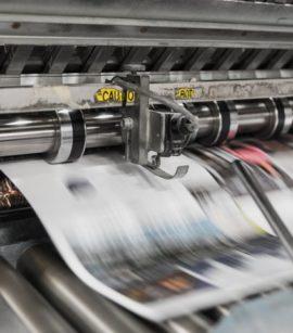 Venta de imprenta comercial rentable en Miami