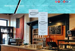 Como buscar negocios en venta en Miami, FLorida incluyendo otras areas
