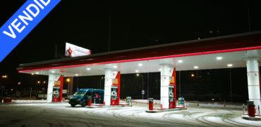 Vendida-Gasolinera-Solamente el fondo de comercio-Jorge J Gomez