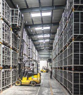 La demanda de espacio de almacenes Warehouses en el sur de la Florida ha incrementando.