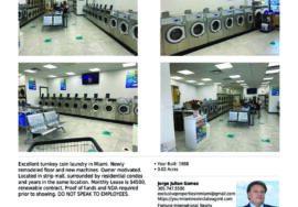 Lavanderia-Coin Laundry en venta