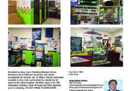 Negocio de multiservicios en Miami-Kendall