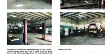 Venta de taller mecánico en Miami, Florida-Miami Negocios en Venta