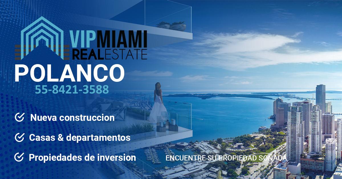 Propiedades nueva construcción, casas y departamentos en las mejores areas de Miami. -