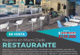 Restaurante en venta Pequeña Buenos Aires