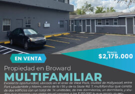 Multifamiliar a la venta en Hollywood, FL