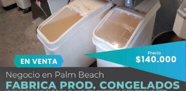 Venta de Empresa de fabricación de pan al por mayor en Palm Beach