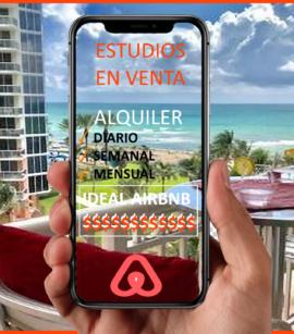 Venta de apartamentos para Airbnb-Alquiler vacacional o a corto plazo