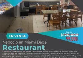 Restaurant North Miami Beach
